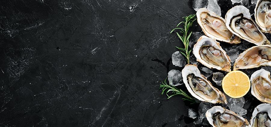Notre produit phare, l'huître creuse